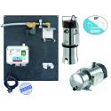 Kit de récupération des eaux pluviales KR
